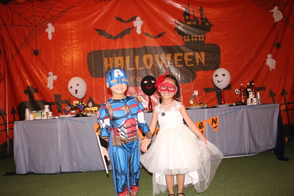 HALLOWEEN NIGHT PARTY 2018